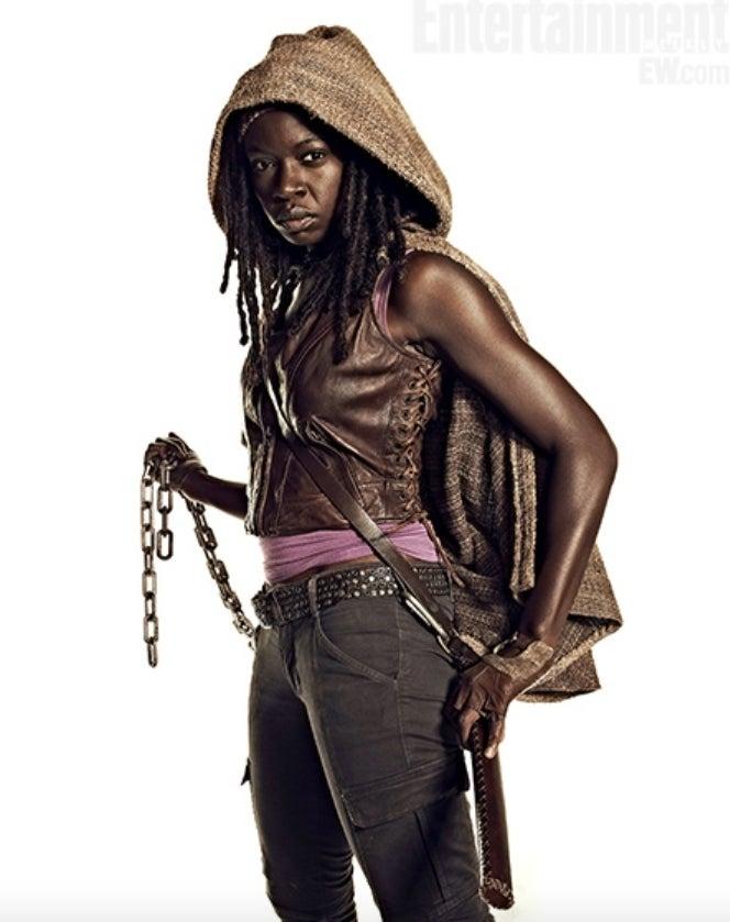 The Walking Dead Michonne Season 3