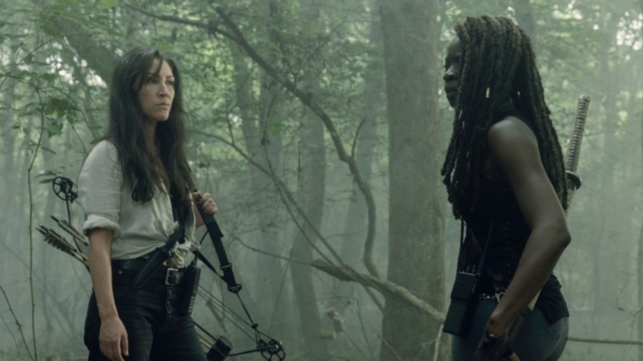 The Walking Dead Could Be Giving a Major Michonne Story to Yumiko