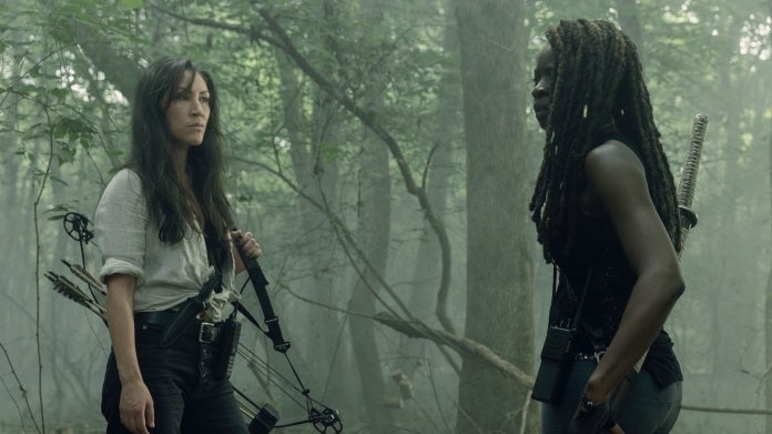 The Walking Dead Michonne Yumiko