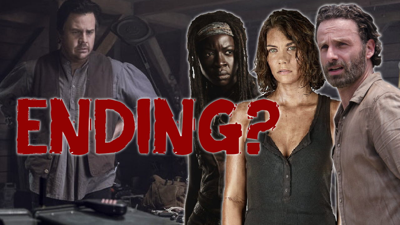 THE WALKING DEAD Might Be Ending with This Story screen capture