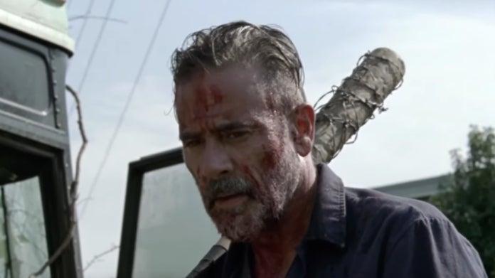The Walking Dead Negan 1005 Lucille II