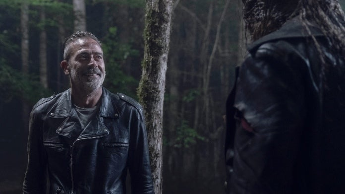 The Walking Dead Negan Beta 1006