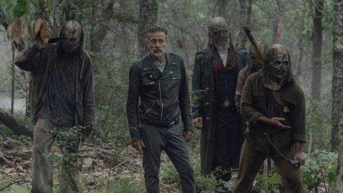 The Walking Dead Negan Beta Whisperers