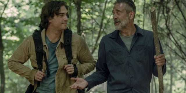 The Walking Dead Changes Popular Brandon and Negan Story