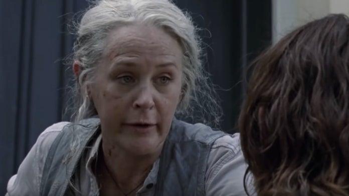 The Walking Dead Open Your Eyes Carol