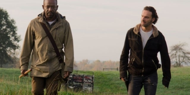 Walking Dead Star Lennie James Is Being Kept in the Dark About Rick Grimes Movies - Comicbook.com