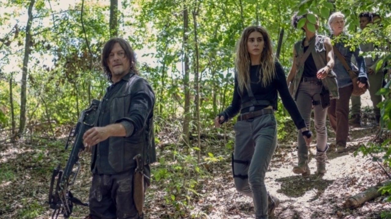 The Walking Dead Showrunner Teases the Commonwealth for Season 11