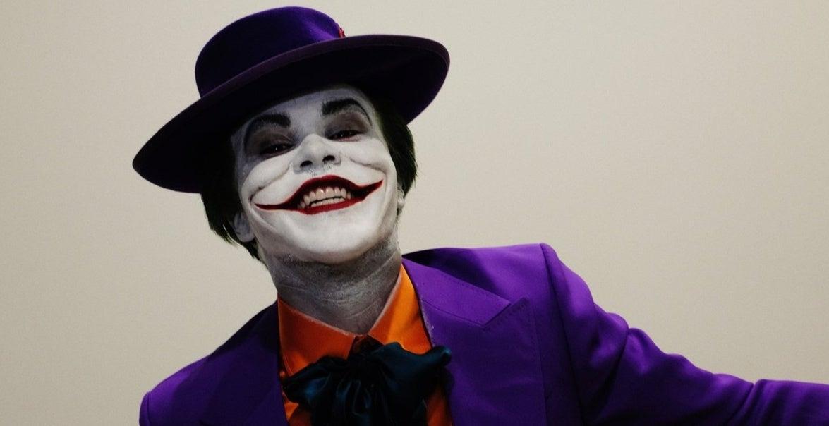 the weeknd joker