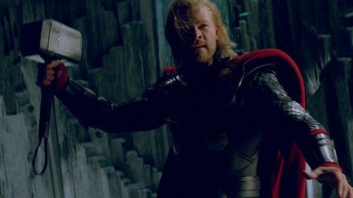 Thor Hammer Mjolnir Marvel
