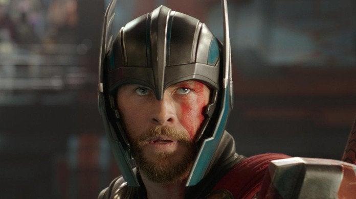 Thor Ragnarok Chris Hemsworth Marvel