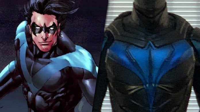 titans nightwing costume reveal dc header