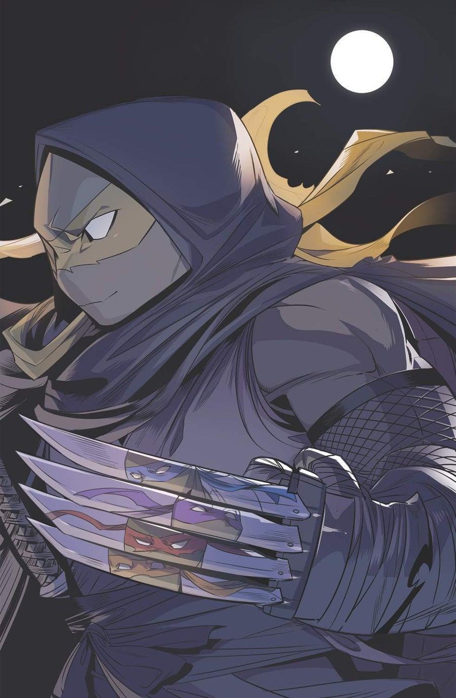 TMNT Jennika #1 - Cover RI-A by Jodi Nishijima