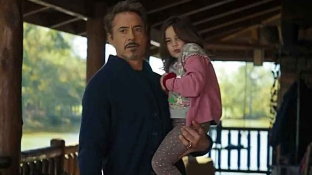 Viral Avengers: Endgame Theory Suggests Morgan Stark Never Actually Existed
