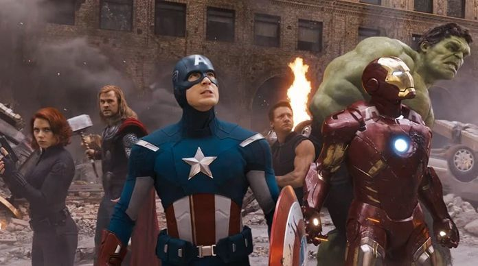 Top 15 Comic Book Movies - The Avengers