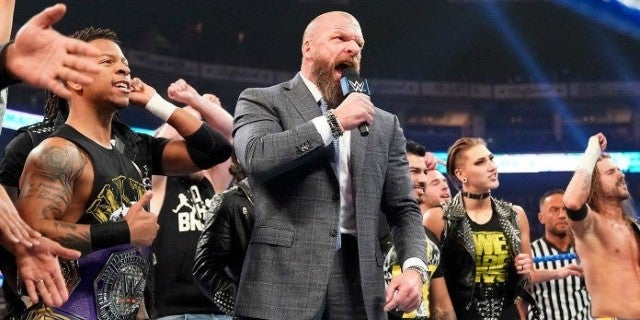NXT Will Reportedly Play a Role in WrestleMania 36