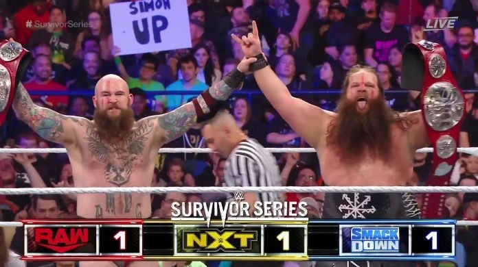 Viking-Raiders-Survivor-Series