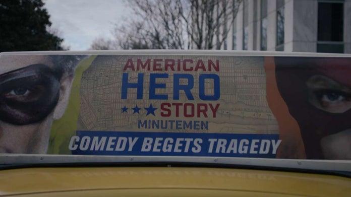 Watchmen HBO American Hero Story