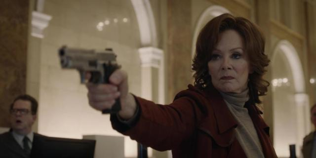 Watchmen HBO Laurie Blake