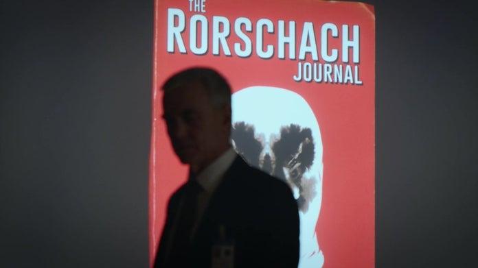 Watchmen HBO Rorschach's journal