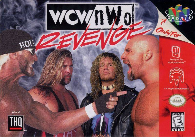 WCW:NWO Revenge