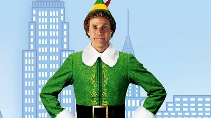 will ferrell elf christmas movie