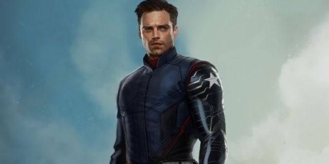 Marvel Fans Are Losing Their Minds Over Bucky's New Look