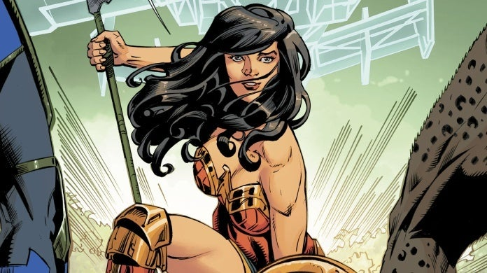wonder woman 52 invisible jet