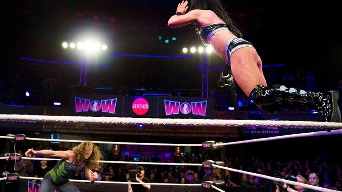 WOW-Women-of-Wrestling-First-Look-Clip-Tessa-Blanchard-Jungle-Grrrl