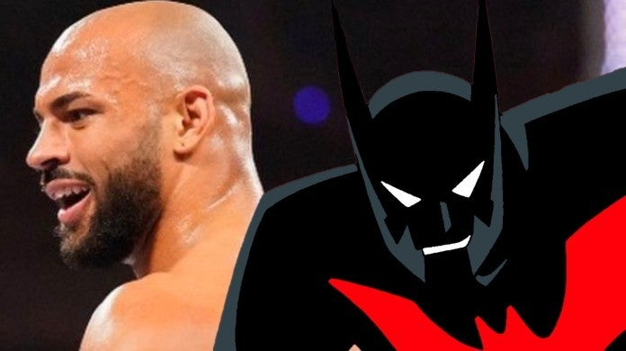 WWE Ricochet Batman Beyond