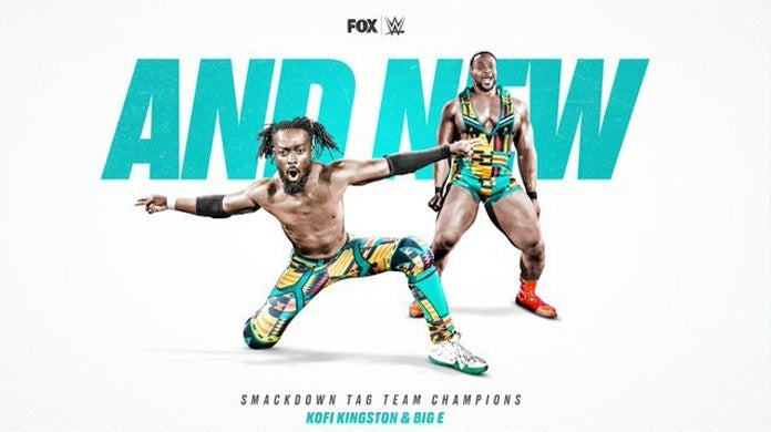 WWE-The-New-Day-Tag-Team-SmackDown-Champions