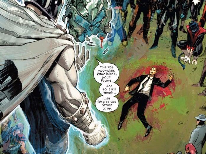 X-Men-Charles-Xavier