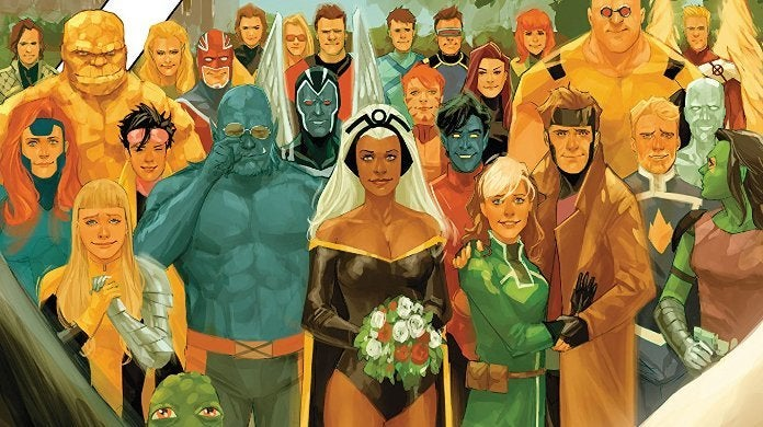 X-Men Romance