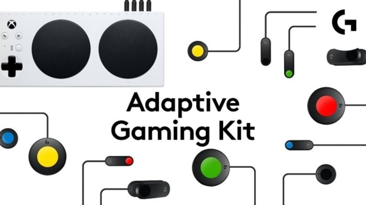 Xbox Partners With Logitech to Create New Adaptive Controller Options