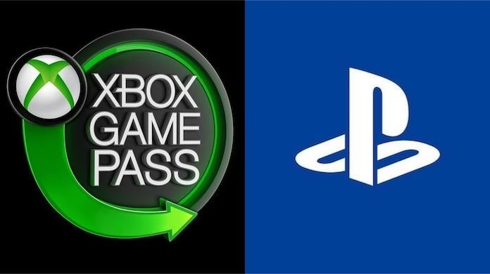 XBOX GAME PASS PS NOW