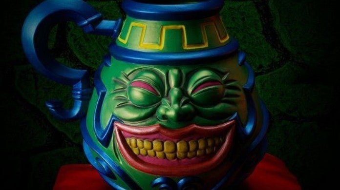 YuGiOh Pot of Greed Replica