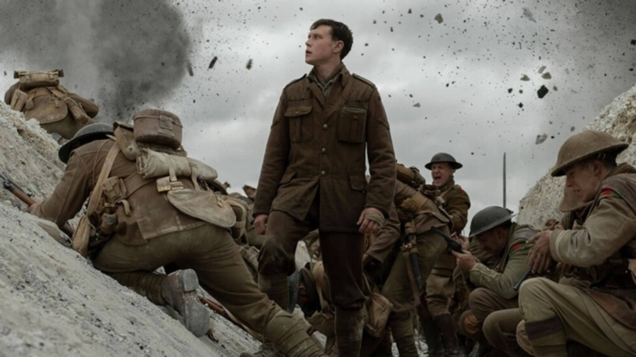 1917 Knocks Star Wars: The Rise of Skywalker Out of Top Spot at the Box Office
