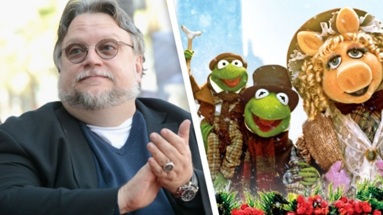 Guillermo del Toro Says Muppet Christmas Carol Is the Best Version