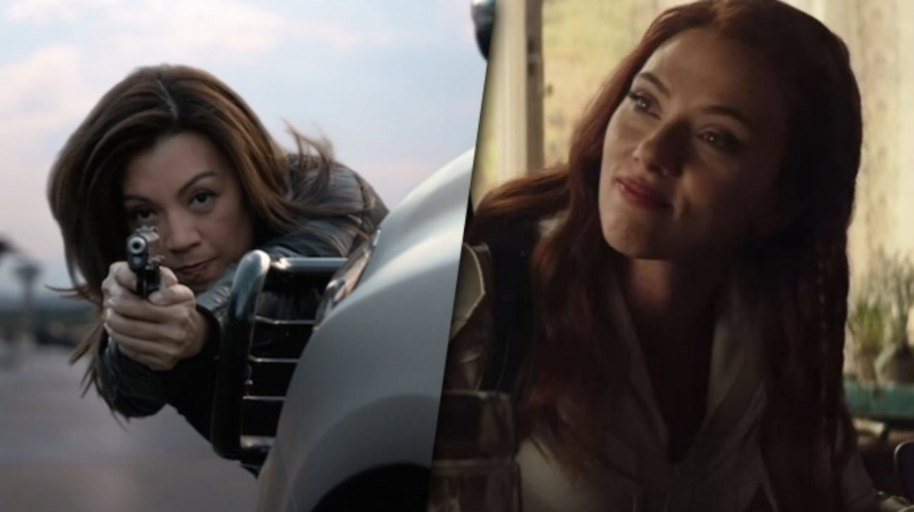 Agents of SHIELD Star Ming-Na Wen Reminds Fans Melinda May Has Black Widow on Speed Dial