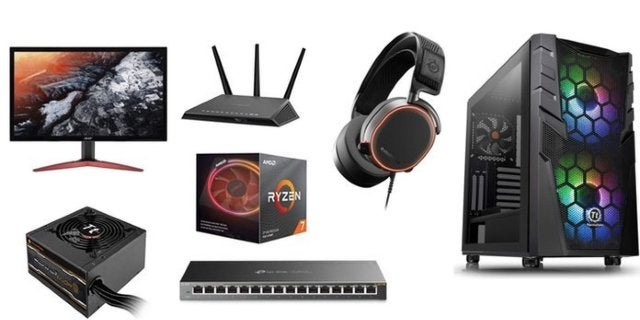 Amazon's Cyber Monday PC Gaming Sale is Huge