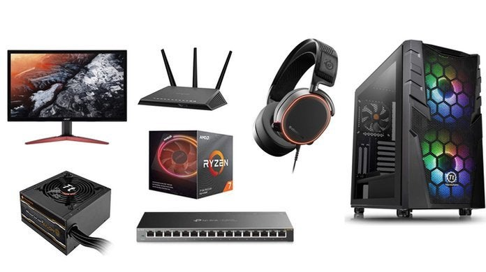 Amazon S Cyber Monday Pc Gaming Sale Is Huge