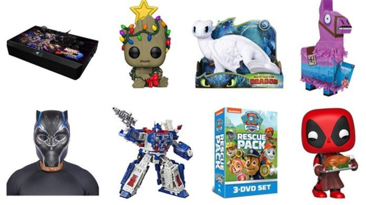 Amazon's Massive One-Day Toy Sale Includes Funko, Marvel and More