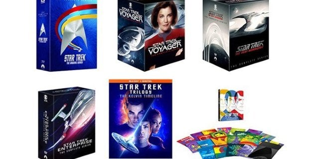 Amazon's One-Day Star Trek Sale Makes Up for Today's Netflix Loss
