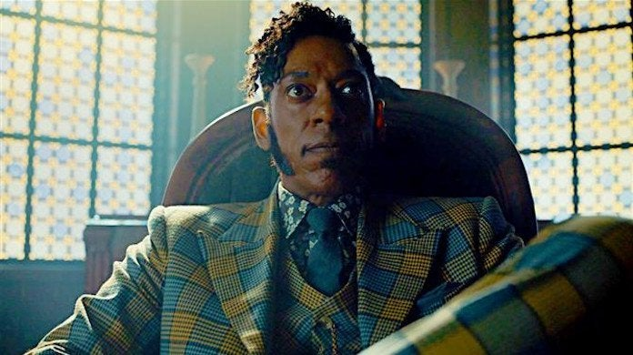 American Gods Mr Nancy Orlando Jones Starz