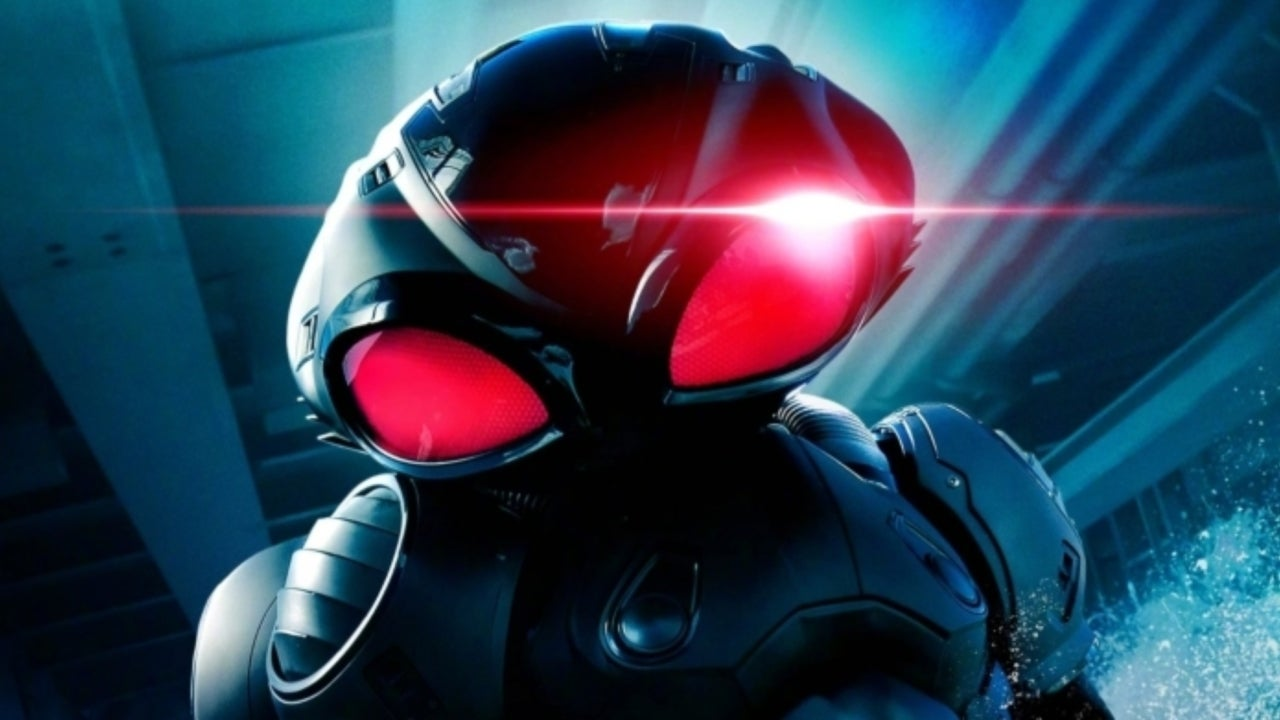 Black Manta Actor Provides Update on Aquaman 2 Status