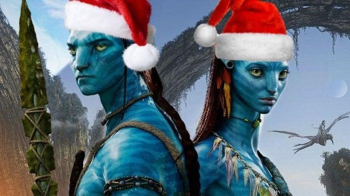 avatar christmas