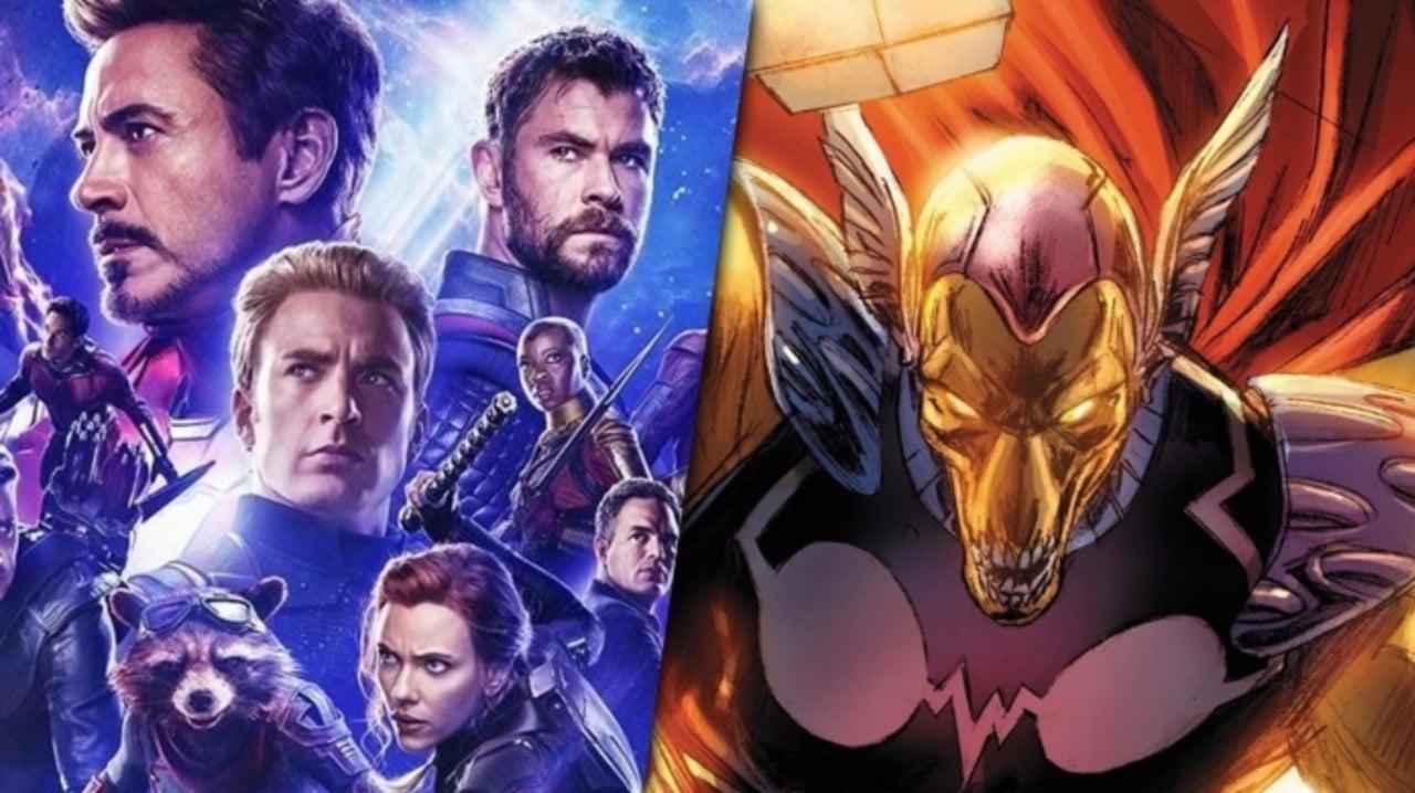 Avengers: Endgame Script Confirms Beta Ray Bill Easter Egg We All Missed
