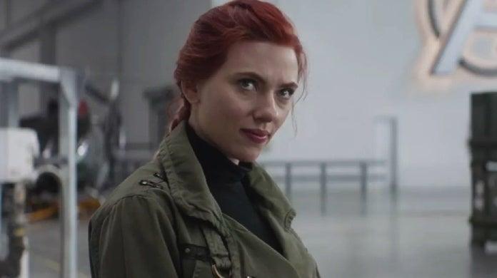 avengers endgame black widow scarlet johansson