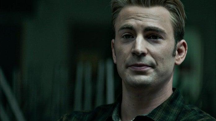 Avengers Endgame Captain America Support Group Honors Faclon Winter Soldier