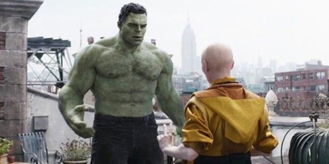 avengers endgame hulk ancient one scene