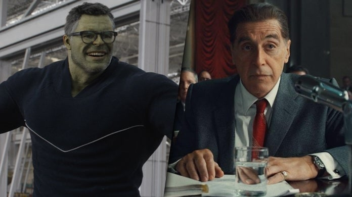 avengers endgame the irishman